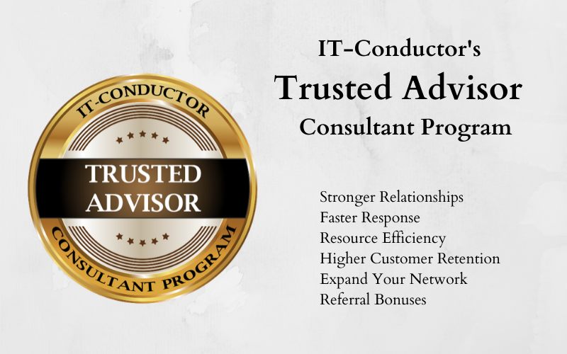 IT-Conductor Trusted Advisor Program (1)