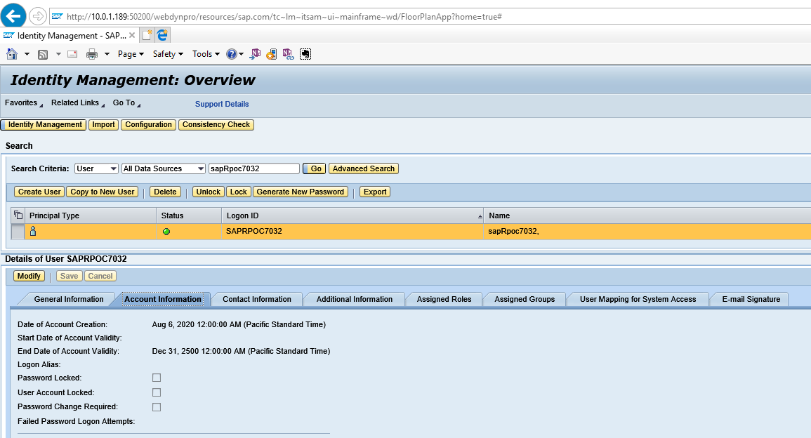 SAP Java Overview 1