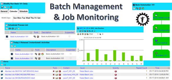 IT-Conductor SAP Batch Management and SAP Job Monitoring