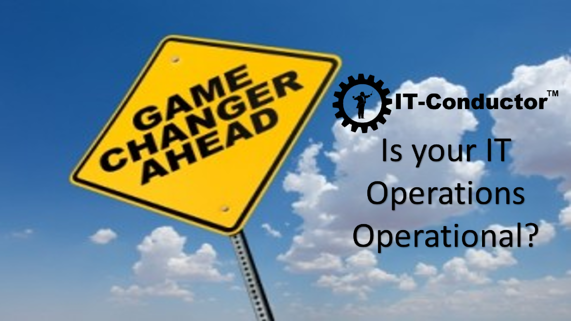 IT-Conductor is the Game Changer for IT Operations