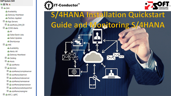 S/4HANA Installation Quickstart and Monitoring S/4HANA