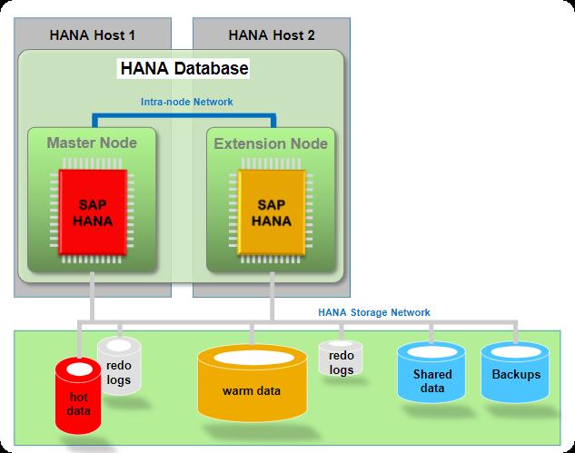 SAP HANA 2.0 Extension Node