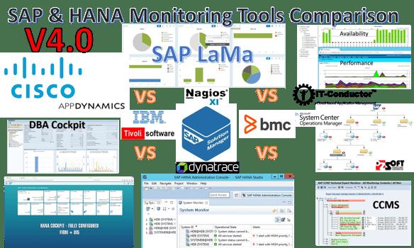 SAP Monitoring Tools-Comparison-v4.0