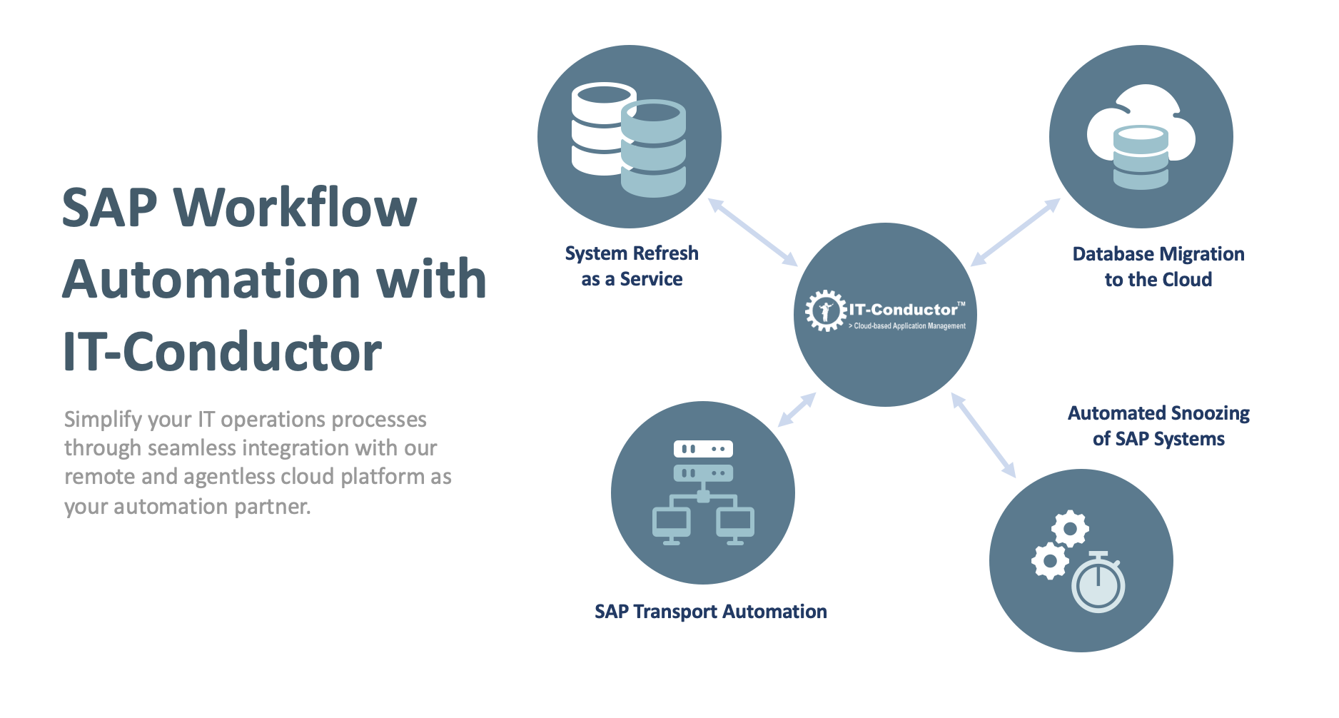 SAP Workflow Automation with IT-Conductor